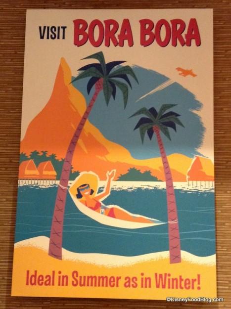 Bora Bora poster