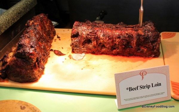Carving Station -- Strip Loin