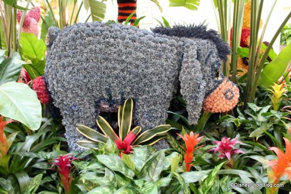 Eeyore Topiary
