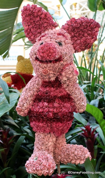 Piglet Topiary