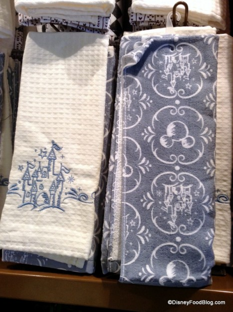 Castle Kitchen Towel Set