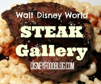 disney world steak gallery