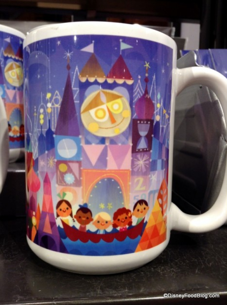 """It's a Small World"" mug"