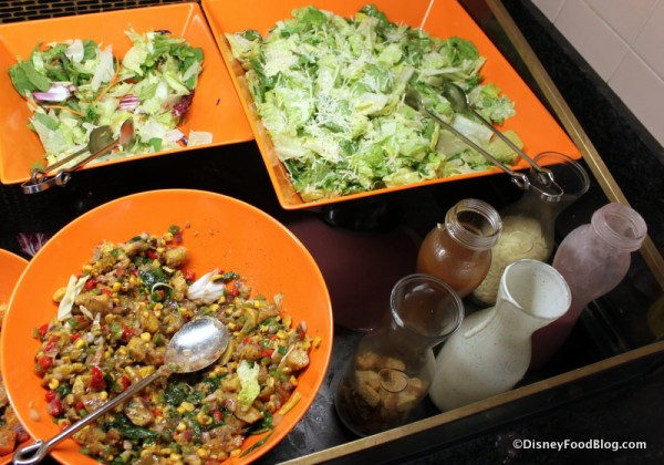 Lettuce, Caesar Salads, and Other Salads