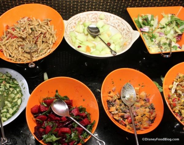 More Salads