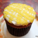 Review: Lemon Blast Cupcake at Epcot's Sunshine Seasons