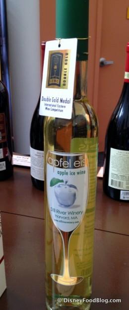 Apple Ice Wine