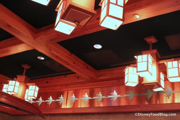 Lighting and Decor Detail