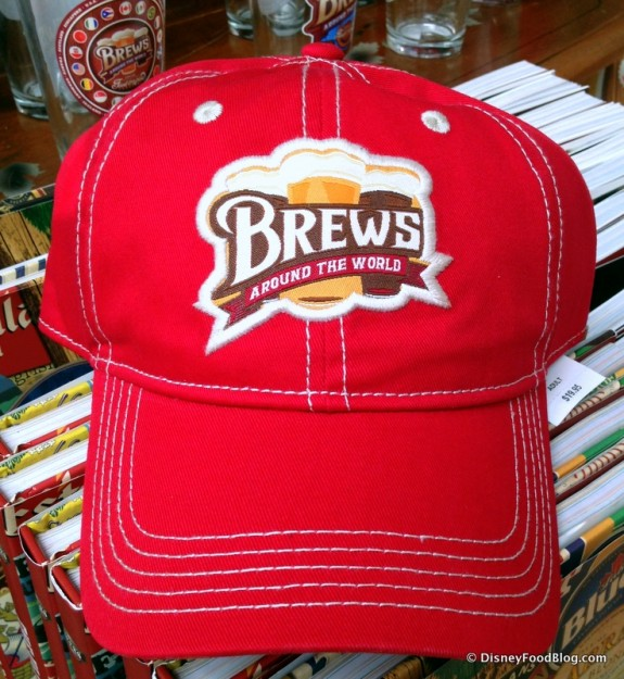 Brews Around the World Cap
