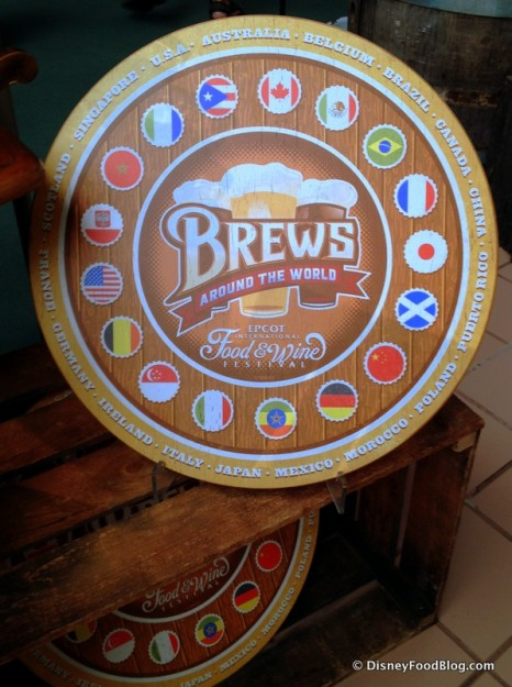 Brews Plaque