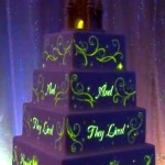 News! Disney Fairytale Weddings Launches Wedding Cake Projection Mapping