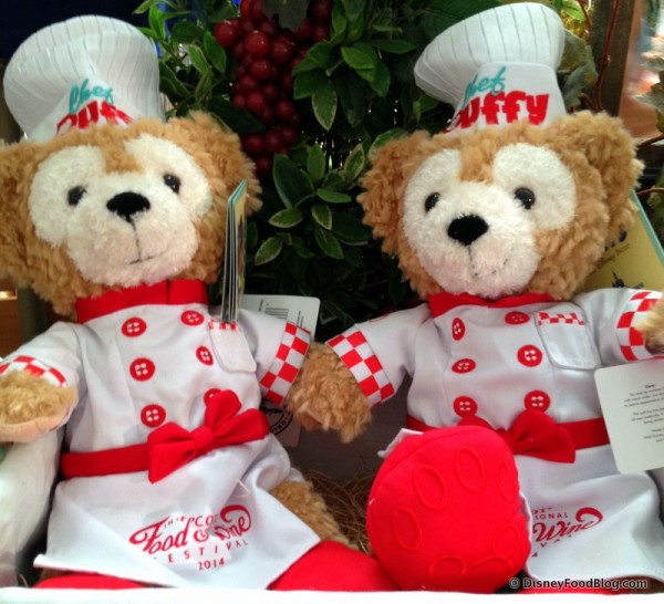 Chef Duffy Bear