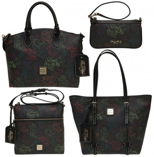 Dooney & Bourke Food and Wine Festival Pattern