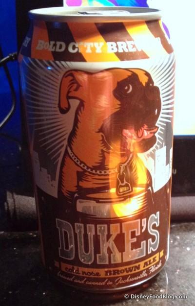 Duke's Cold Nose Brown Ale