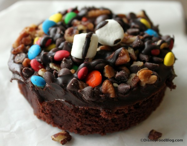 The Everything Brownie -- of the Wrapper