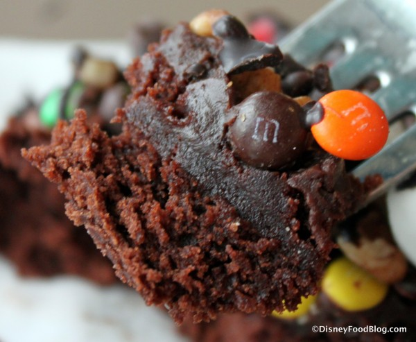 The Everything Brownie -- Up Close