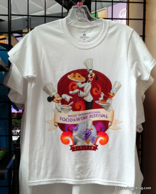 Festival T Shirt with Figment