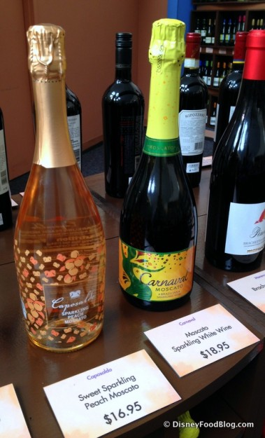 Wines from the Festival