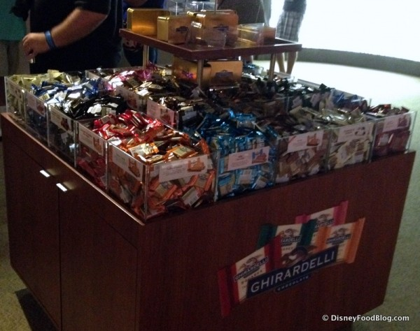 Ghirardelli Merchandise