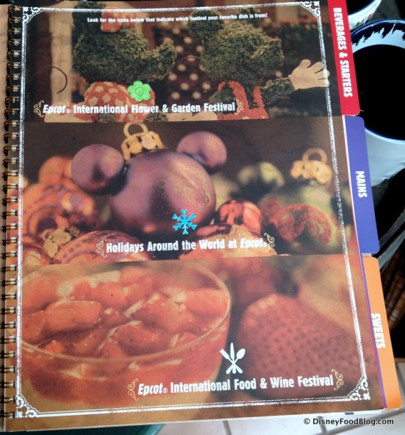 Inside the Festival Cookbook