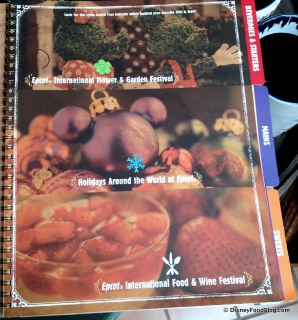 Inside the Festival Cookbook