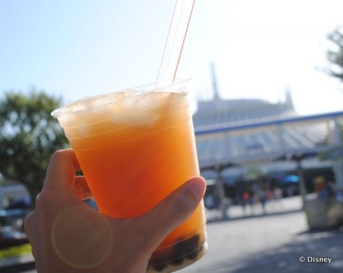 Pumpkin Spice Bubble Tea from The Lunching Pad