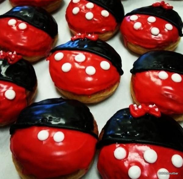 Mickey and Minnie Donuts