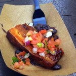 Epcot Food & Wine Festival Food Pictures and Review: Brazil and Puerto Rico Marketplace Booths