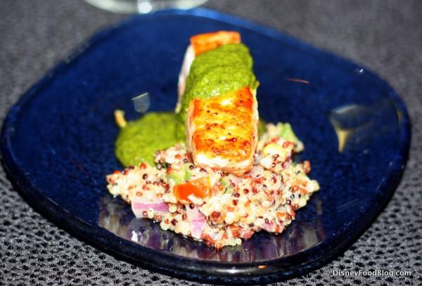 Roasted Verlasso Salmon Recipe Food And Wine Festival