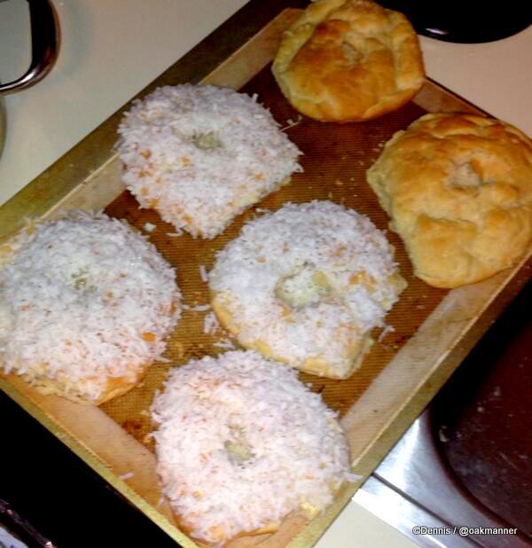Homemade School Bread