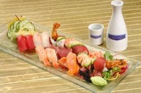 Sushi and Sake