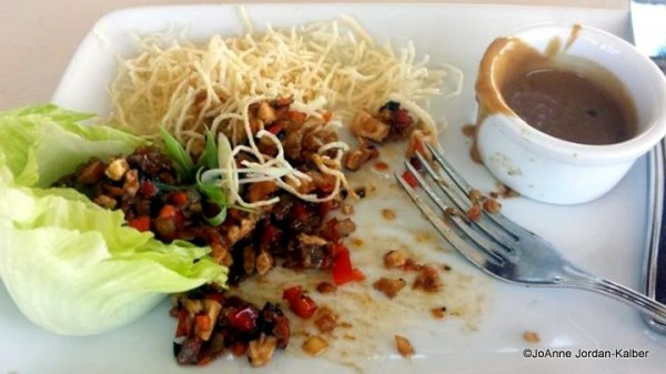 Thai Lettuce Wrap