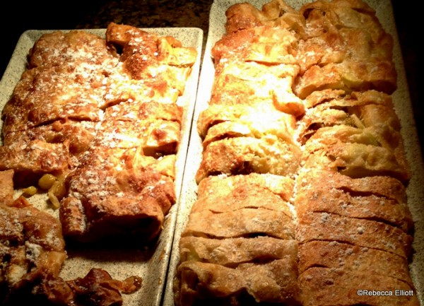 Traditional Apple Strudel