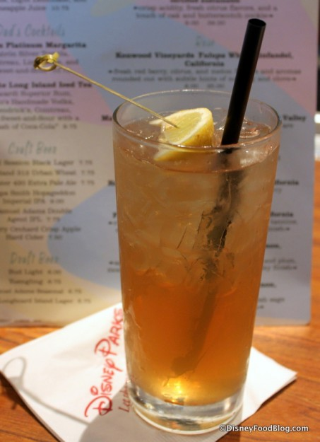 Ultimate Long Island Iced Tea