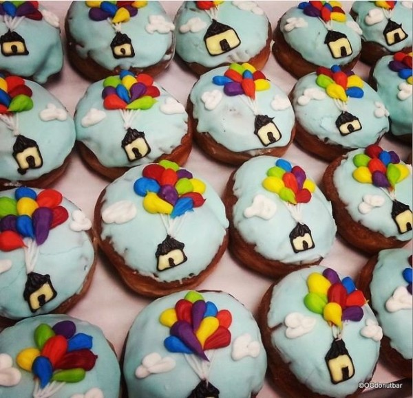 Up Donuts