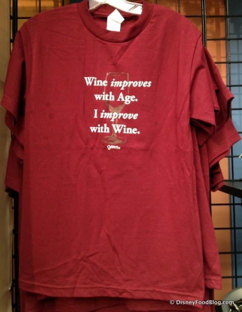 Another Wine T Shirt