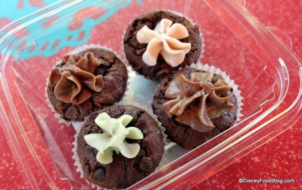 Babycakes Brownie Cupcakes