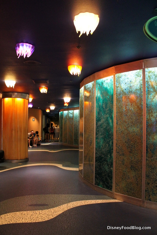Review Lunch At Epcot S Coral Reef Restaurant The