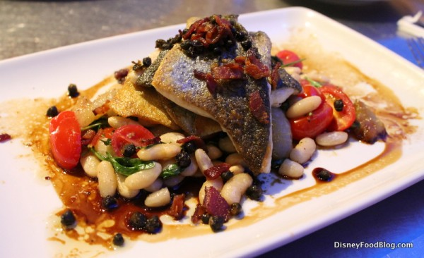 Seared Rainbow Trout
