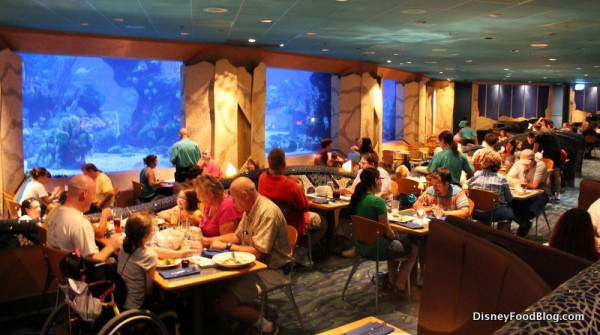 Coral Reef Dining Room