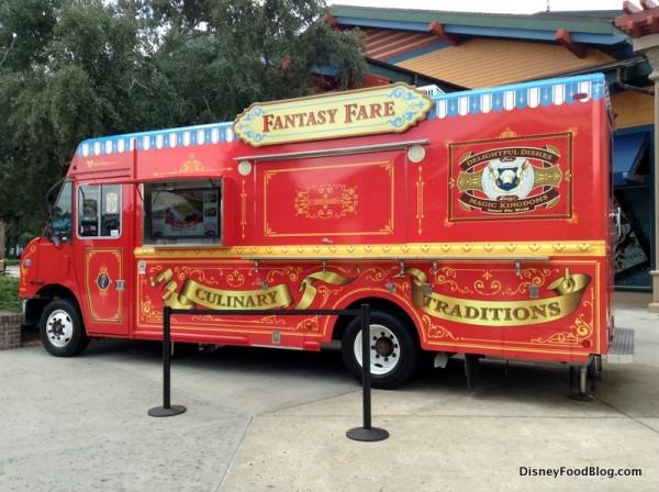 Fantasy Fare Food Truck