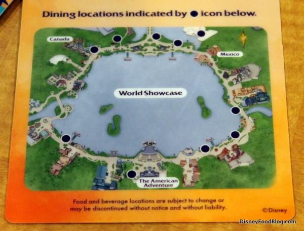Premium Area map on credential lanyard