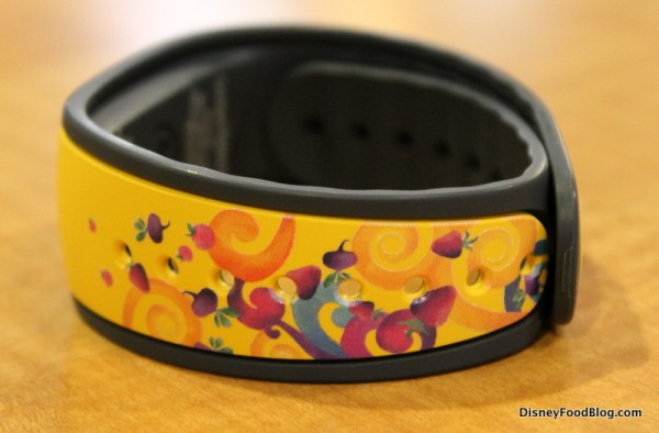 Themed MagicBand