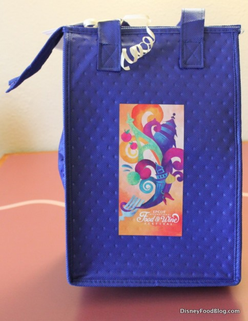 Amenities Bag