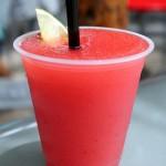 Review: Strawberry Daiquiri, Blue Skyy Lemonade, and Captain's Mai Tai at High Octane Refreshments in Disney's Hollywood Studios