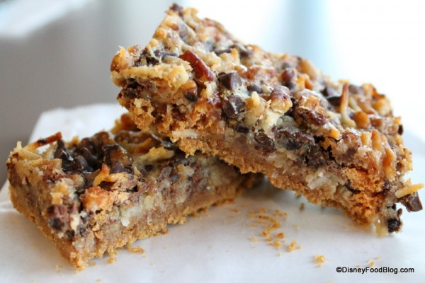 Seven Layer Bar cross-section