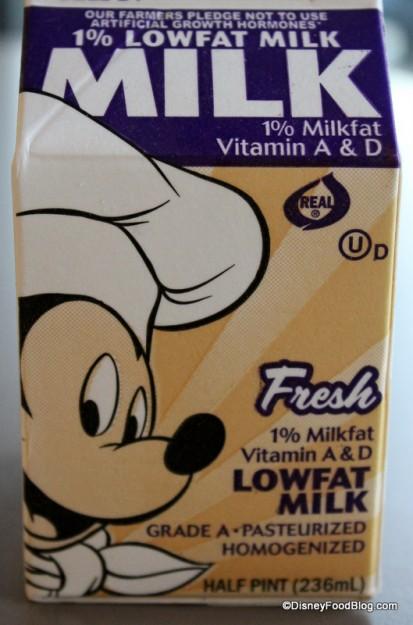 Mickey Milk!