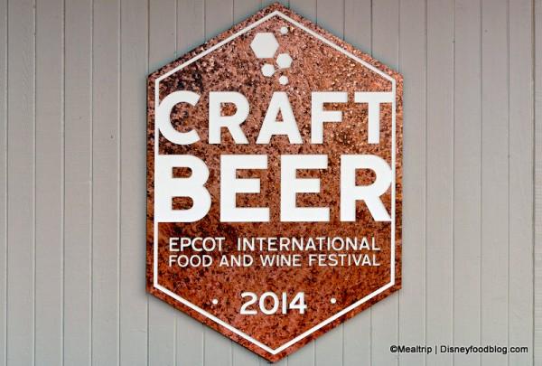 Craft Beer Sign