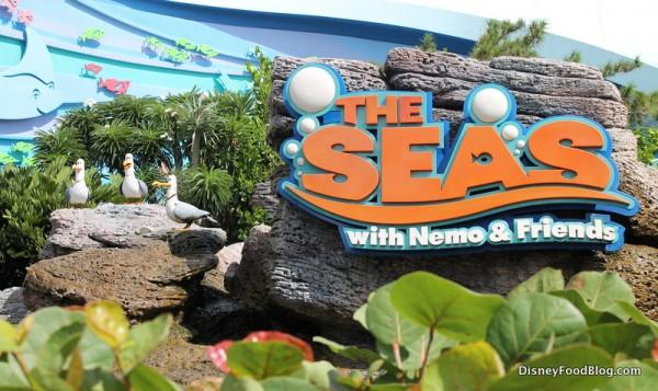 The Seas Pavilion