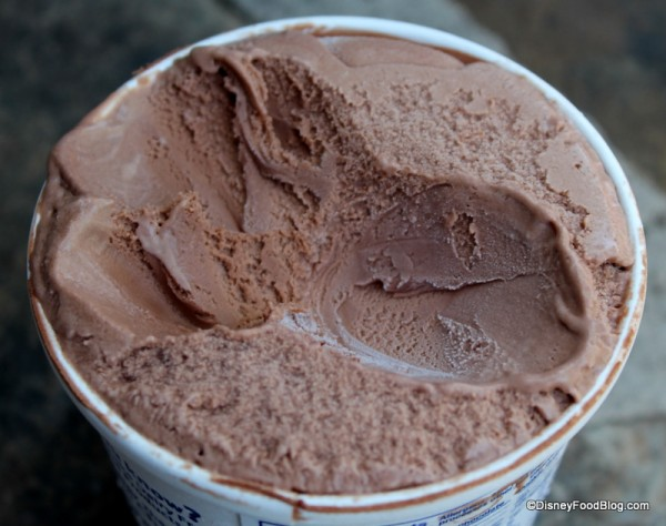 Tofutti chocolate ice cream